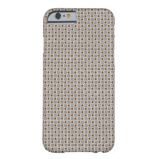 Brown Louis Vuitton reden Fall an Barely There iPhone 6 Hülle