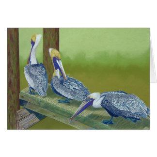 Brown-Pelikane Karte