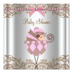 Brown rose perle le baby shower de fille de bristol