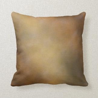 BROWN- UND GOLDkissen Kissen