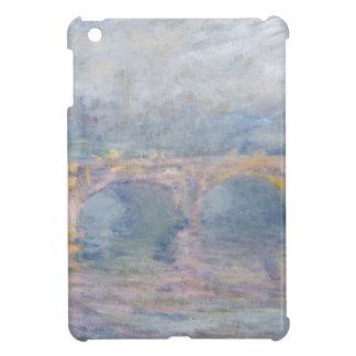 Brücke Claude Monets | Waterloo, London, am iPad Mini Hülle