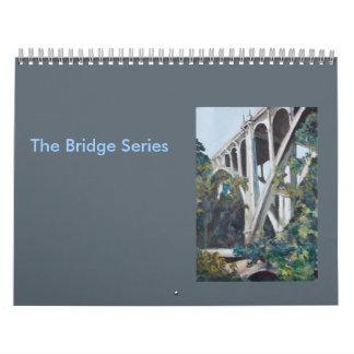 Brücken-Reihen-Kalender Wandkalender