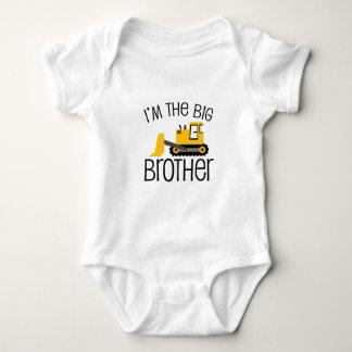 Bruder-Bau-Fronten-Lader Baby Strampler