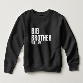 Bruder-kundenspezifisches Kleinkind-Sweatshirt Sweatshirt