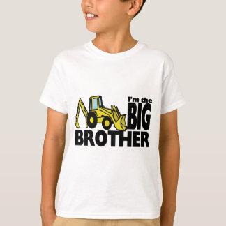 Bruder-Löffelbagger T-Shirt