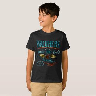 Brüder machen das Beste von den Freunden T-Shirt