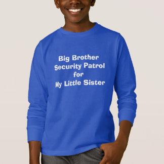 Bruder-Sicherheits-Patrouille für meine kleine T-Shirt