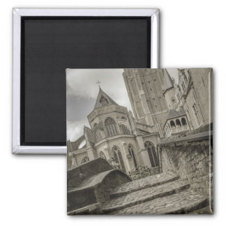 Brügge-Kirche unserer Dame Magnet