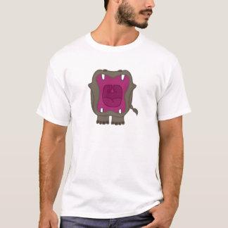 Brüllenflusspferd T-Shirt
