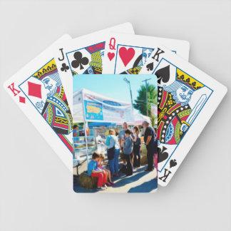 Brunildas Bicycle Spielkarten