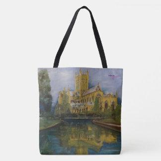 Brunnen-Kathedrale - Großbritannien Tasche