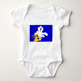 BrüsselFlaggen Baby Strampler