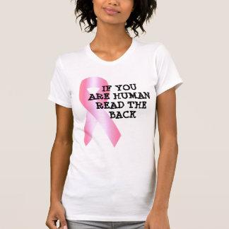Brust-Krebs T-Shirt