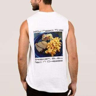Bruststück Slaw Mac Ärmelloses Shirt