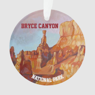 Bryce Schlucht-Nationalpark, Utah Ornament