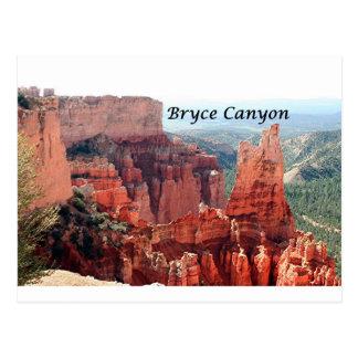 Bryce Schlucht, Utah, USA 5 (Titel) Postkarte