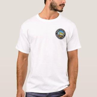 BT256C - Pazifische Insel bereist T - Shirt