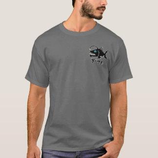 BT260 - Yo'ugly Fisch-T-Stück T-Shirt