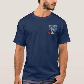 BT271 - Schwarzmarkt-Sushi-Tauchen-Team-T-Stück T-Shirt