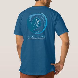 BT331 - Nordufer SUP Verein-Hawaii-T-Stück T-Shirt