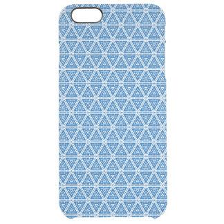 BT-Mosaik Durchsichtige iPhone 6 Plus Hülle