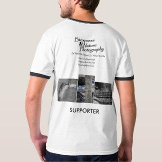 Btexpress Natur-Fotografie-Anhänger-T-Shirts (2) T-Shirt