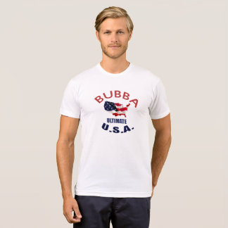 BUBBA USA DGAF T-STÜCK T-Shirt