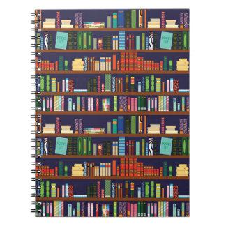 Buch-Art Notizblock