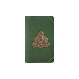 Buch des Schatten-Abdeckungs-Notizbuches