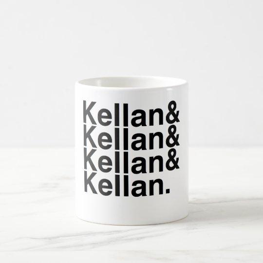 Buch-Freund Kellan, Kellan, Kellan, Kellan Tasse