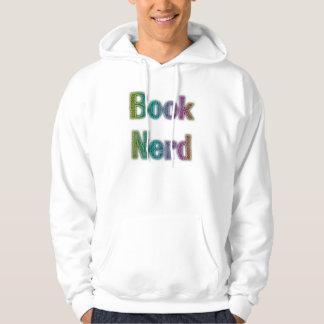 Buch-Nerd-Farben Hoodie