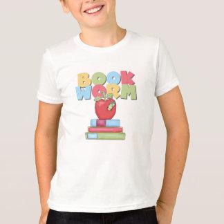 Buch-Wurm T-Shirt