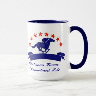 Buchanan-Bauernhöfe/gewundene Geschichten-Tasse Tasse