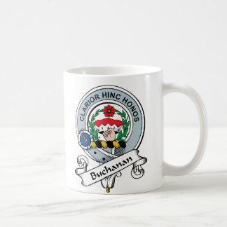 Buchanan-Clan-Abzeichen Kaffeetasse
