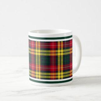Buchanan-ClanTartan Kaffeetasse