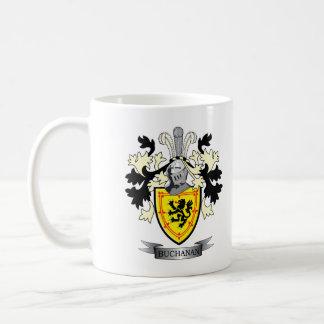 Buchanan-Familienwappen-Wappen Kaffeetasse