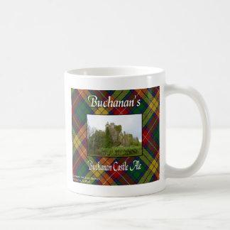 Buchanans Buchanan-Schloss-Ale Kaffeetasse