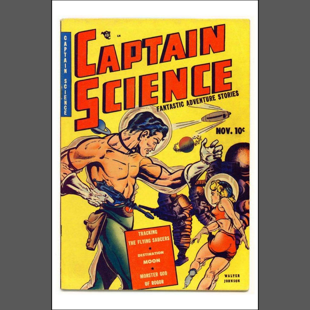 Comic-Bucheinband-Hintergründe