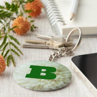 Buchstabe B Schlüsselanhänger