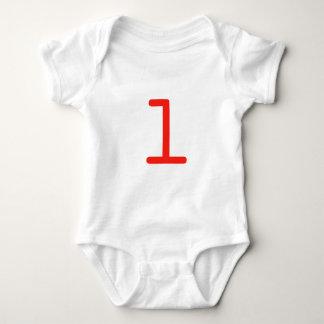 Buchstabe L Baby Strampler