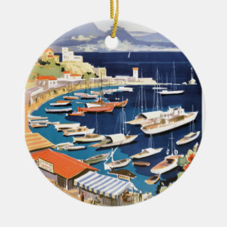 Bucht 1955 Griechenlands Athen des Castella Keramik Ornament