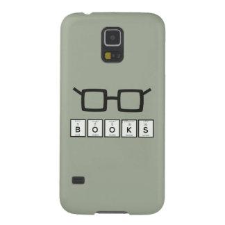 Bucht chemisches Element-Nerdgläser Zh6zg Samsung Galaxy S5 Hüllen
