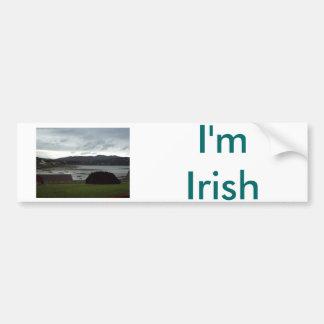 Bucht von Dungloe, Donegal, Irland Autoaufkleber