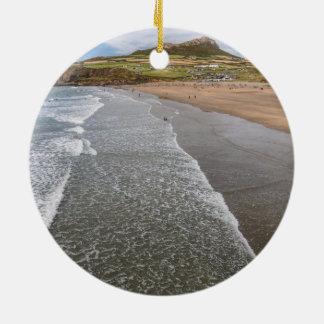Bucht Wales Porth Mawr Whitesands Keramik Ornament