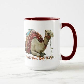 Buckel-Tageskaffee-Tasse Tasse