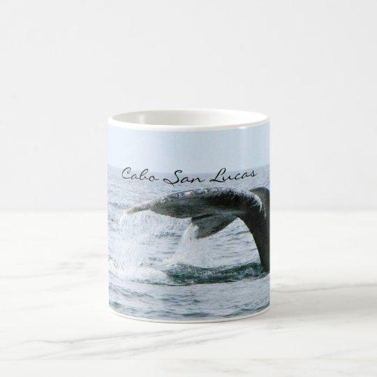 Buckel-Wal-Schwanz, Cabo San Lucas Kaffeetasse