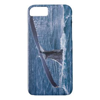 Buckel-Wal-Surfer-Paradies-Pazifischer Ozean iPhone 8/7 Hülle