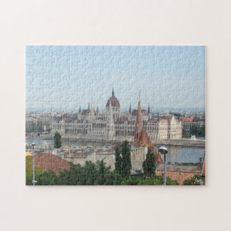 Budapest-Parlaments-Gebäude