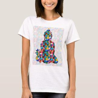 BUDDHA-Bewusstsein: Buddhismus-Religions-Frieden T-Shirt