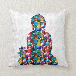 BUDDHA-Bewusstsein: Gerollt in JUWELEN Kissen